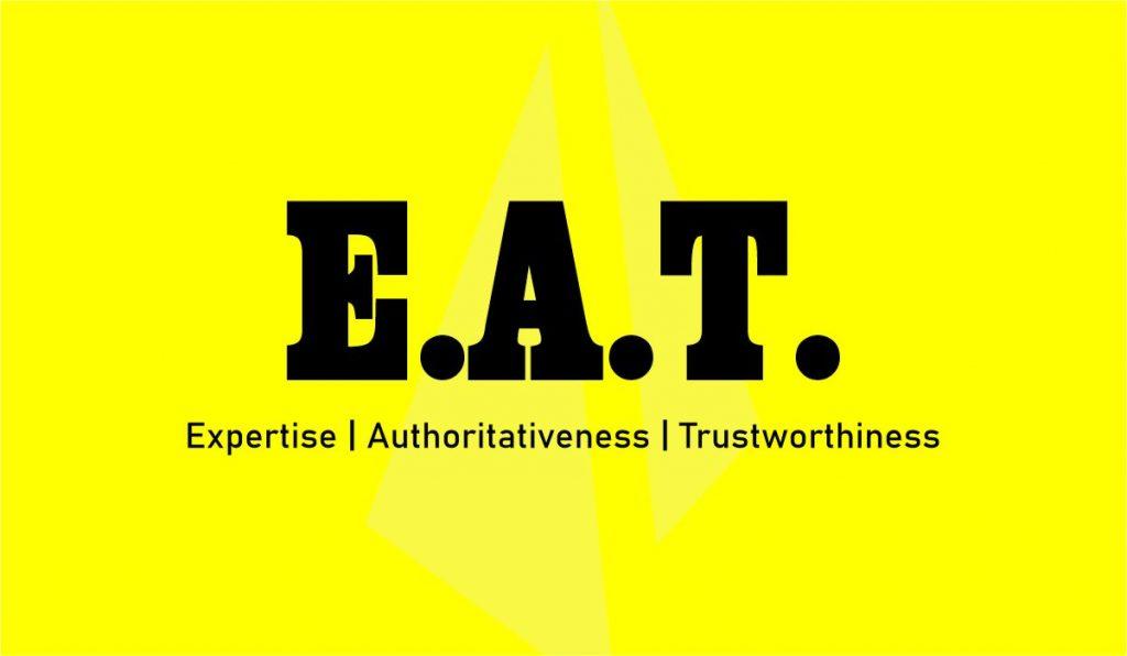 Google EAT SEO